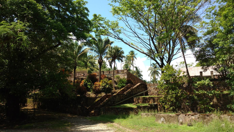 06. Île Royale, du côté de la maison du directeur du bagne