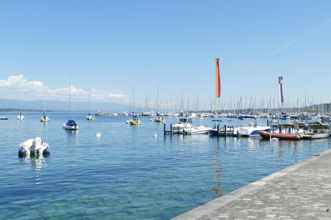 06. Lac Léman - Genève