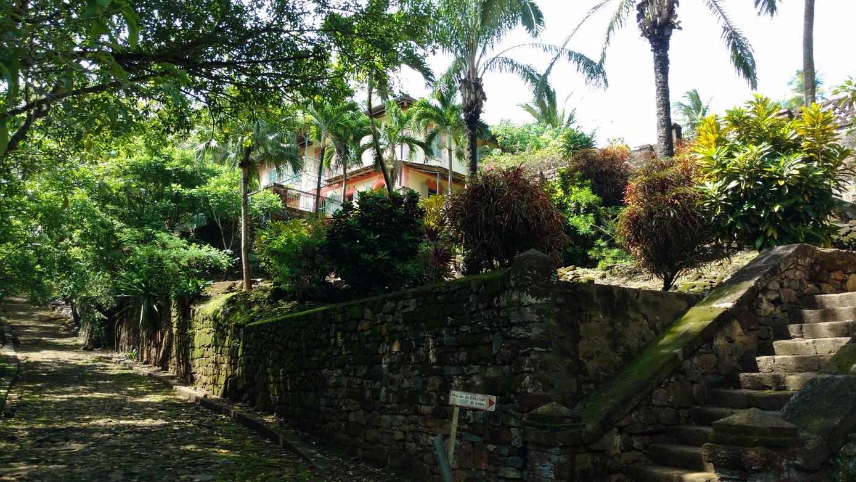 07. Île Royale, la maison du directeur du bagne transformée en salle d'exposition