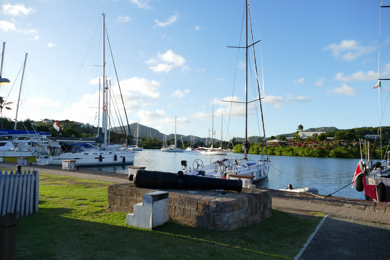 07. Antigua, English harbour, Nelson's dockyard