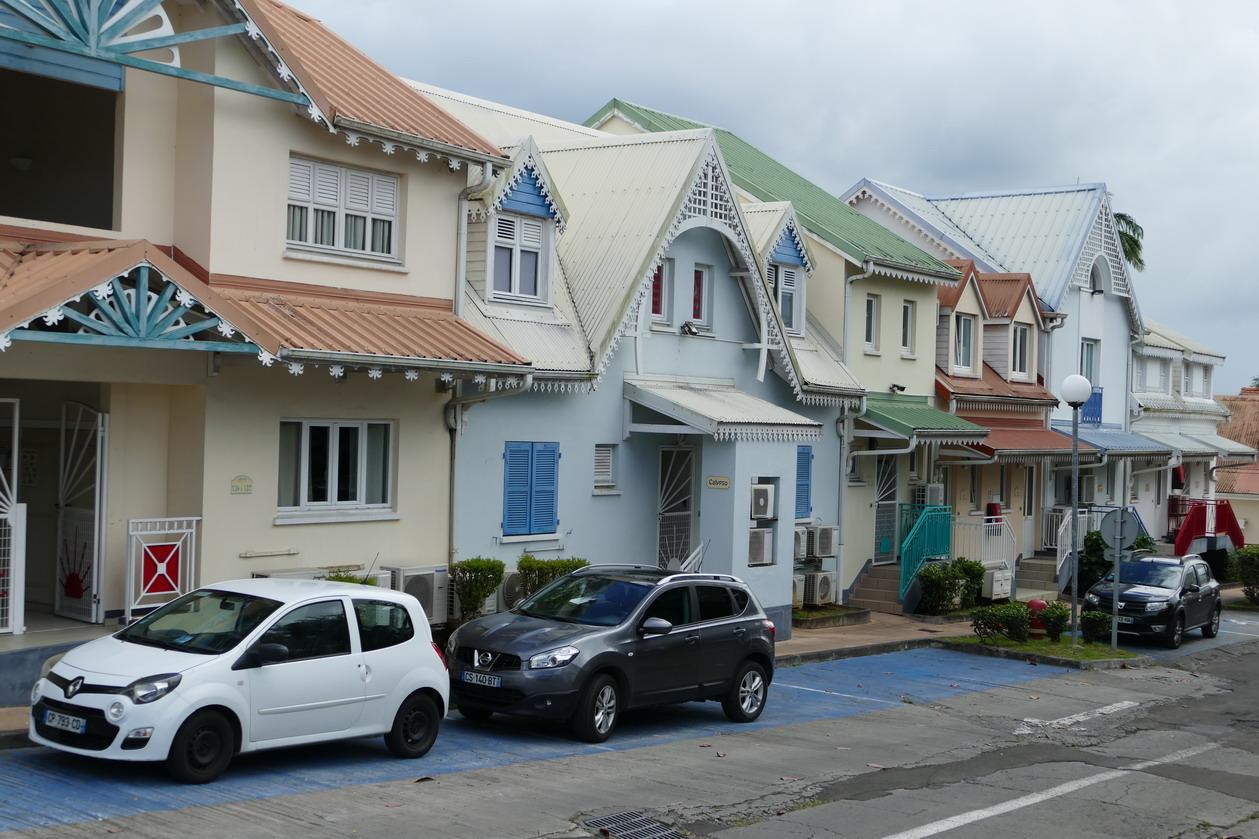 07. La Pointe du Bout, le village créole