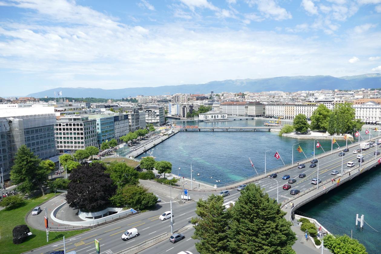 07. Lac Léman - Genève