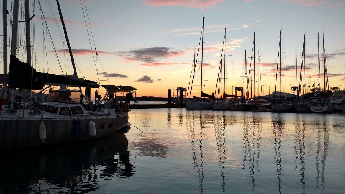 07. Mora-Mora à la marina des Z'abricots