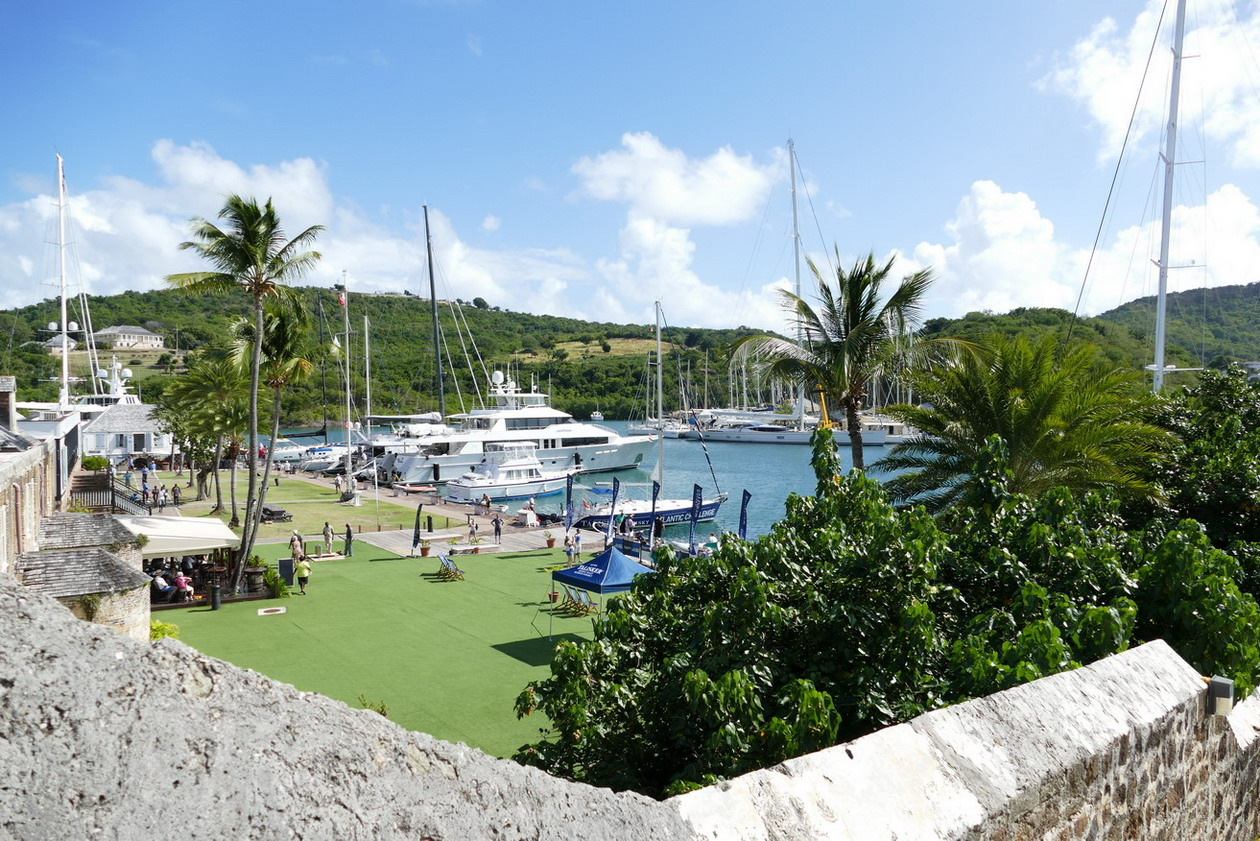 08. Antigua, English harbour, Nelson's dockyard