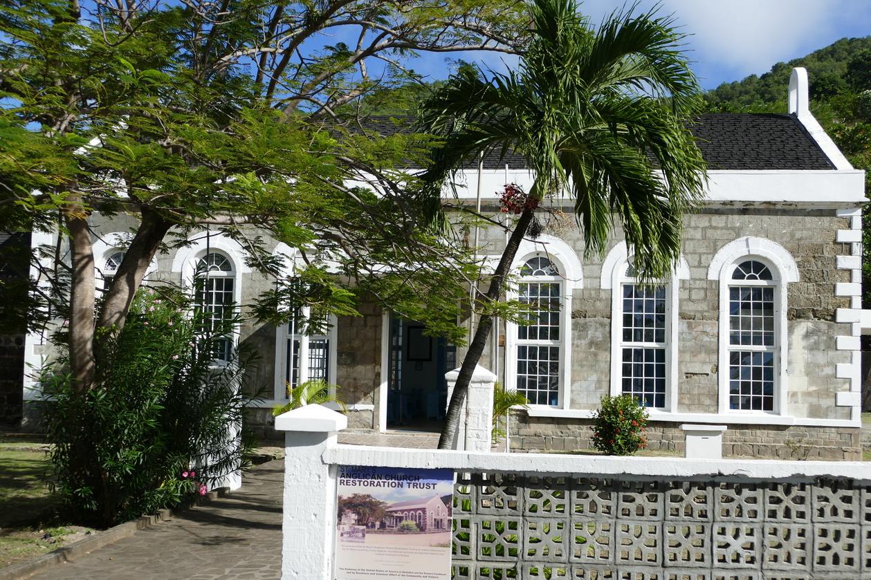 08. Bequia, Port Elisabeth, l'église anglicane