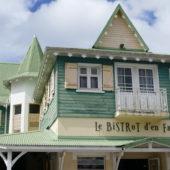 08. La Pointe du Bout, le village créole