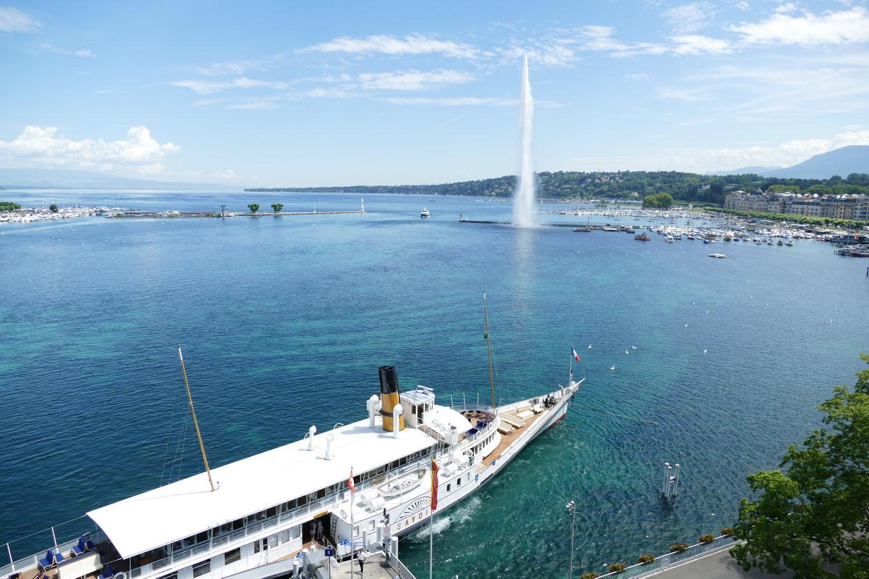 08. Lac Léman - Genève