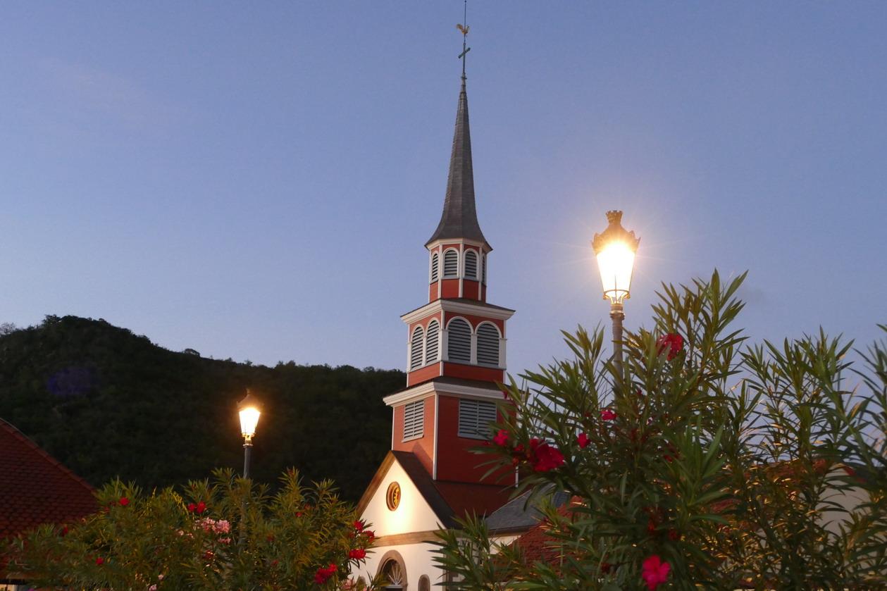 08. Petite Anse d'Arlet, l'église St Henri