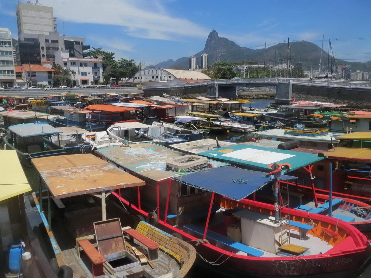 08. Urca, port de pêche résidentiel