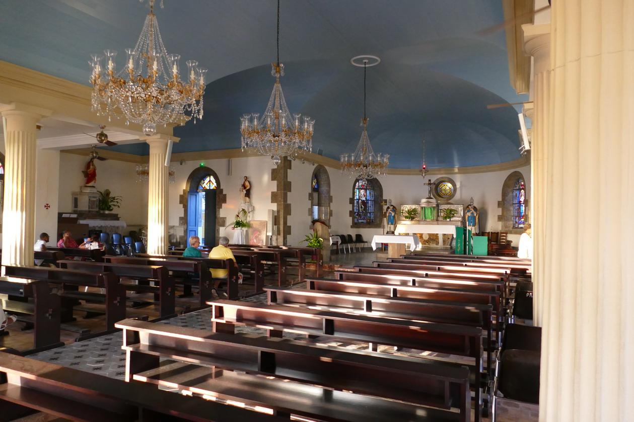 09. Petite Anse d'Arlet, l'église St Henri