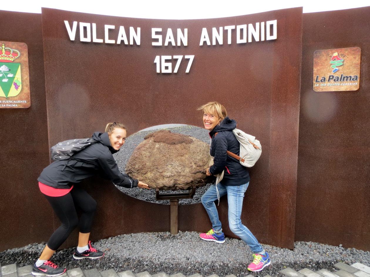 1. Promenade sur les volcans