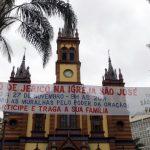10. BH, cercle de Jéricho de l'église Sao José