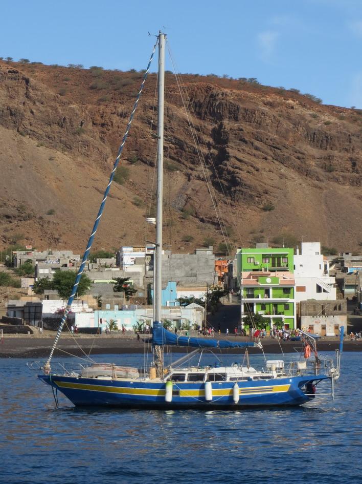 10. Capalouest, déjà rencontré à La Graciosa, est resté cap au sud