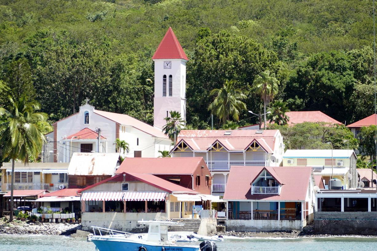 10. La Guadeloupe ; Deshaies