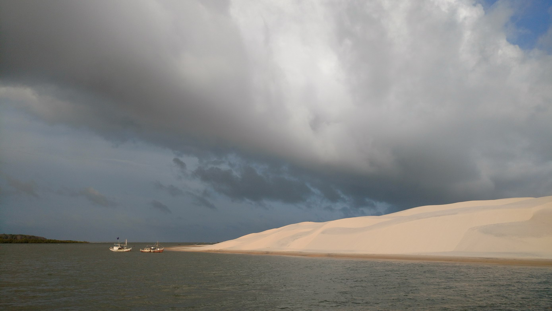 10. Lençóis, la grande dune