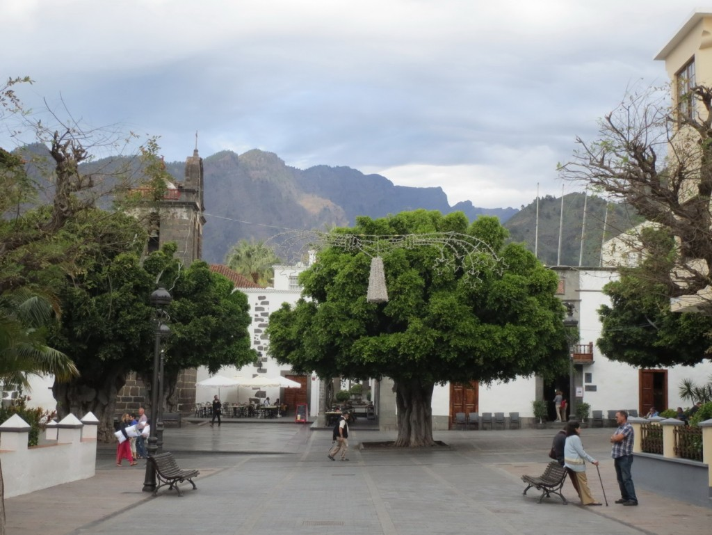 10. Los Llanos dans la montagne