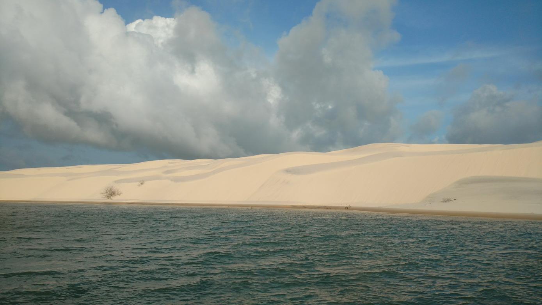 11. Lençóis, la grande dune