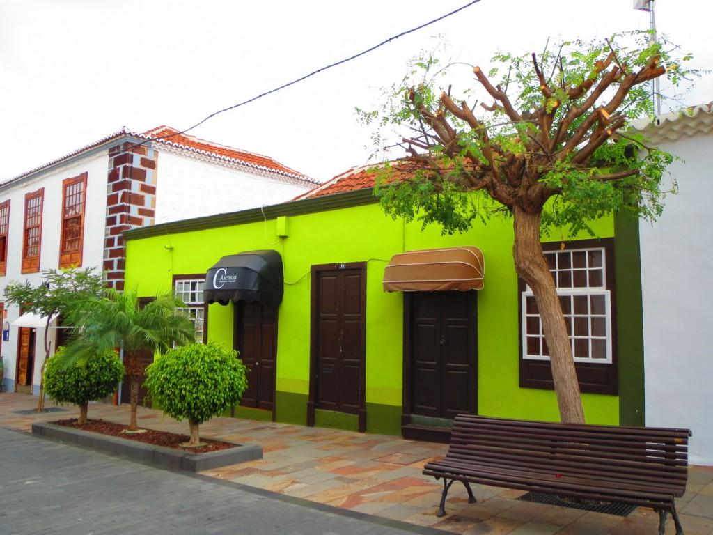 11. Los Llanos aux couleurs vives
