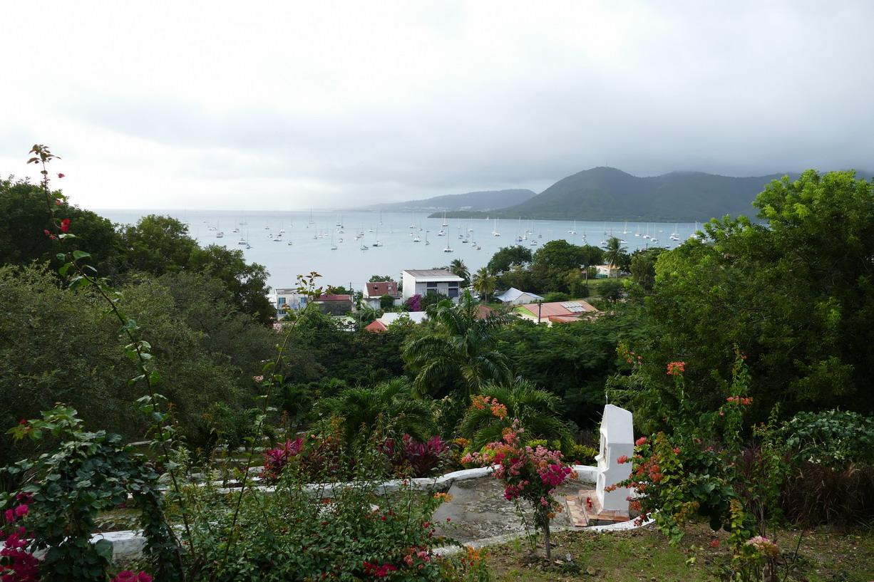 12. La Martinique, la baie de Ste Anne