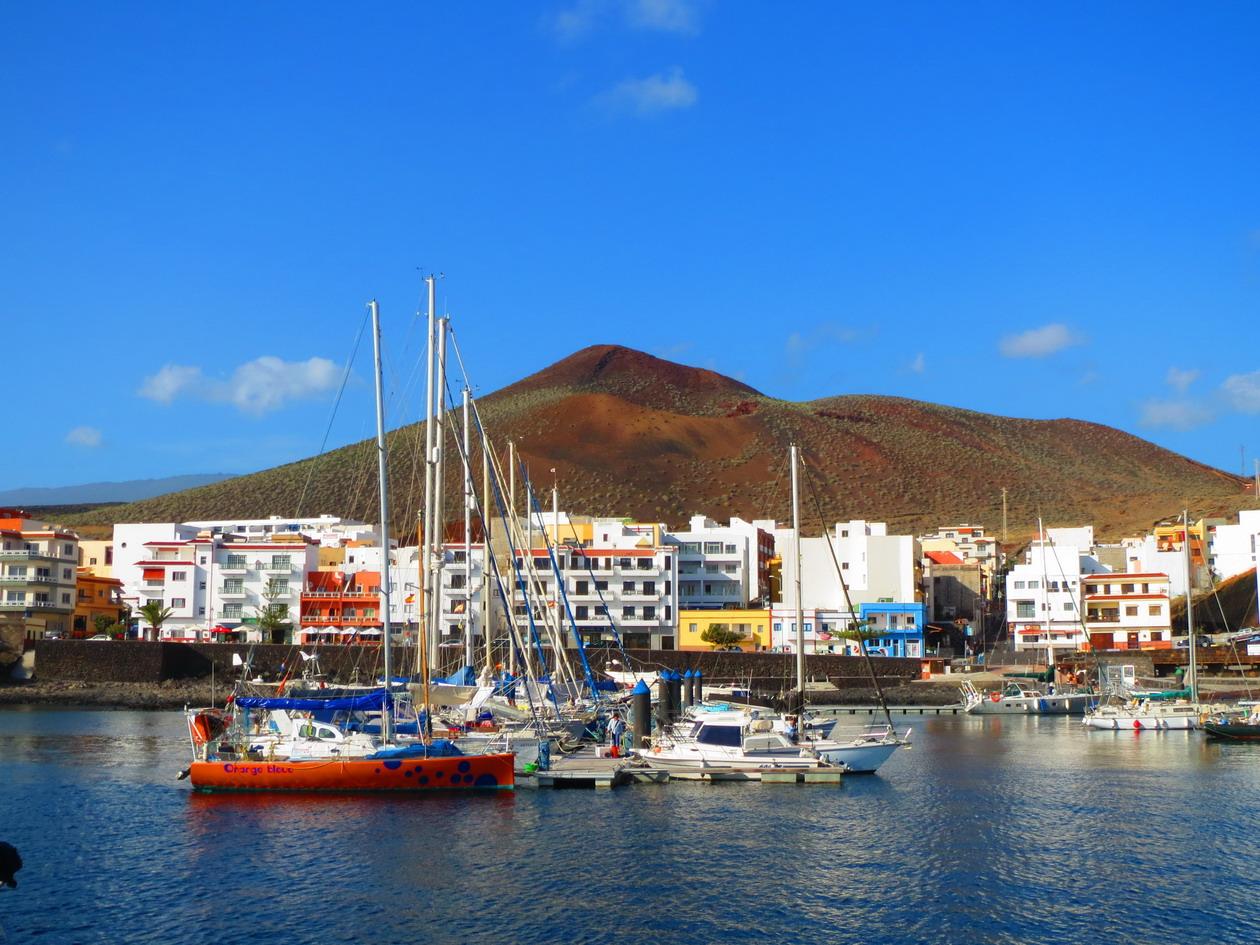 13. La Restinga, dernier port tout au sud de l'île