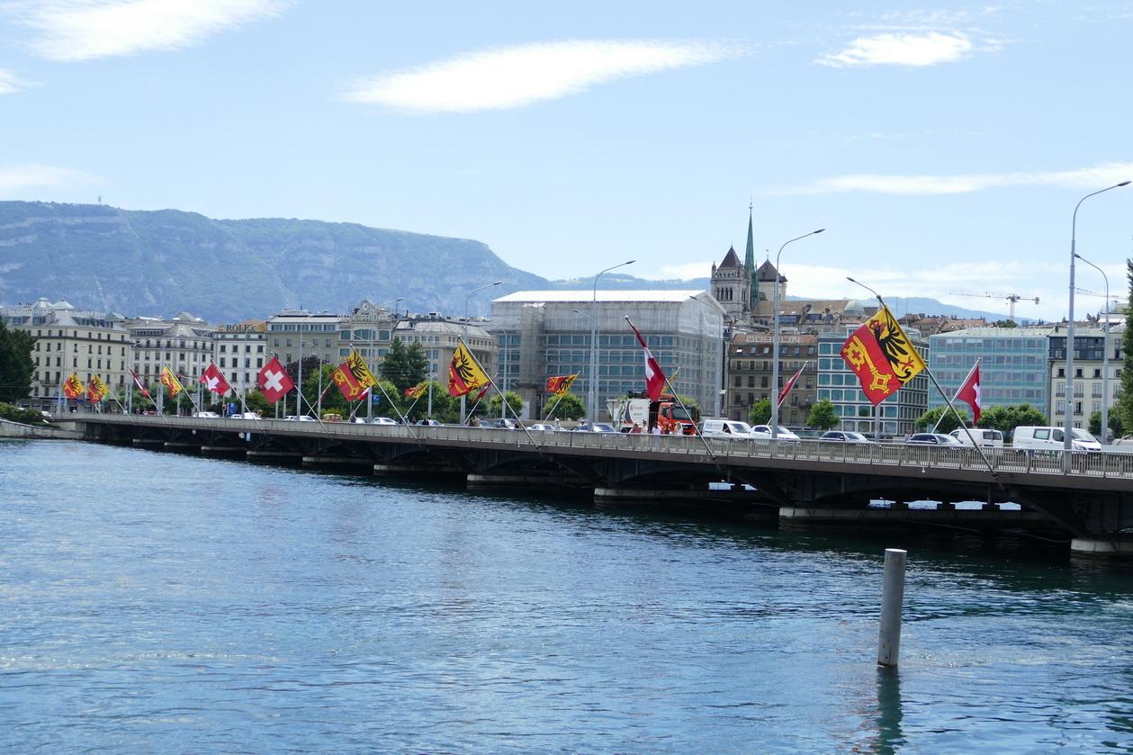 13. Lac Léman - Genève