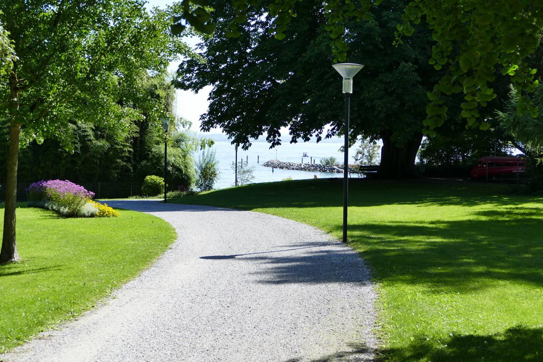 13. Le lac de Constance - rive sud, Romanshorn
