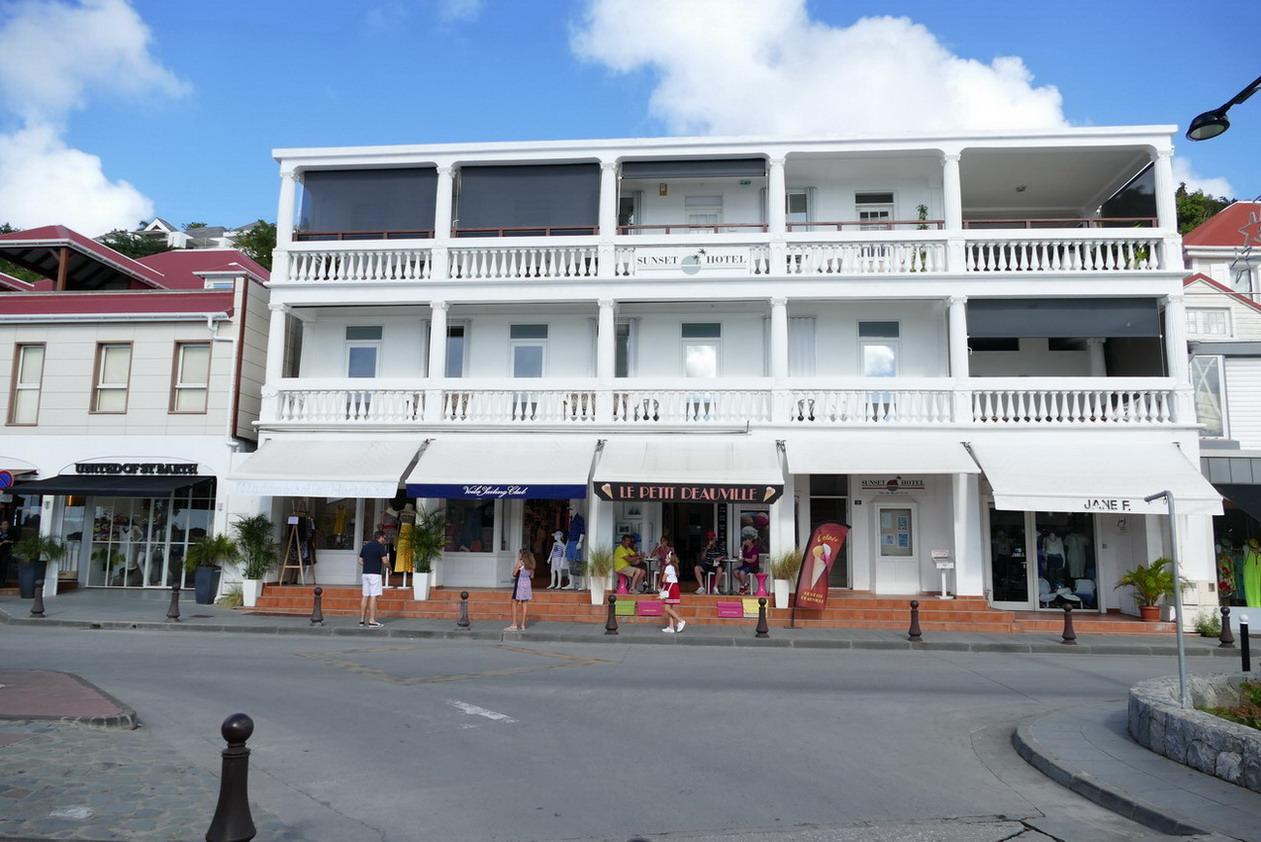 13. St Barth, Gustavia