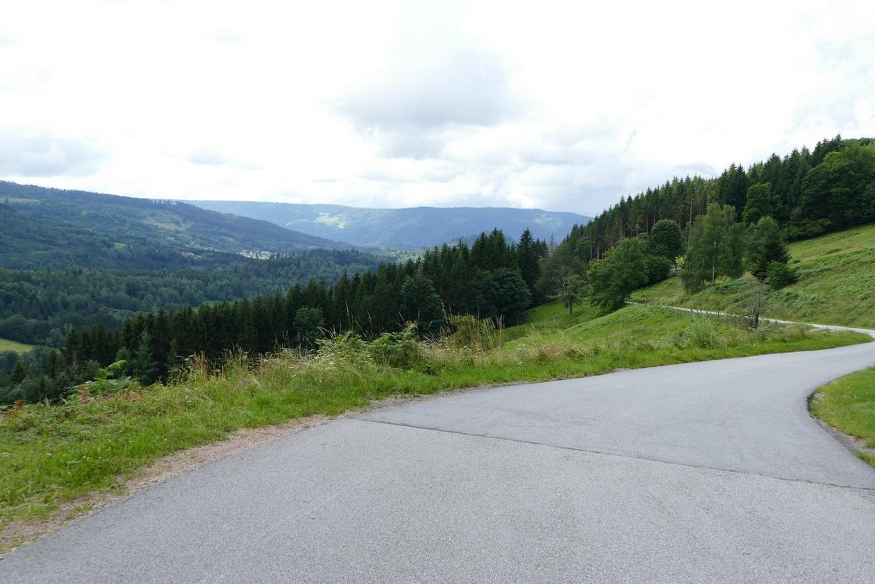 14. Les routes des Hautes-Vosges