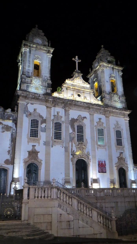 14. SdB, centre historique, notre quartier pour 5 jours, église do Carmo
