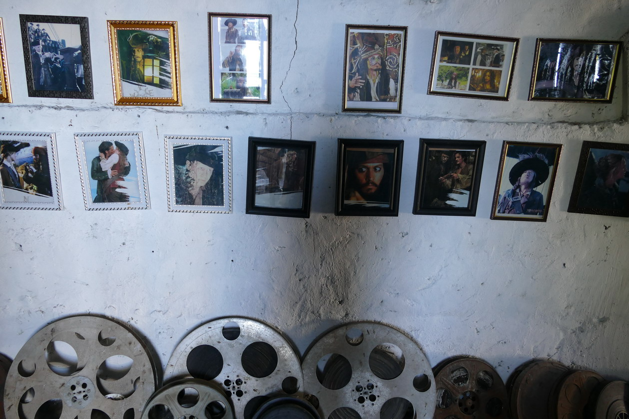 14. Wallilabou, reliques du tournage de Pirate des Caraïbes