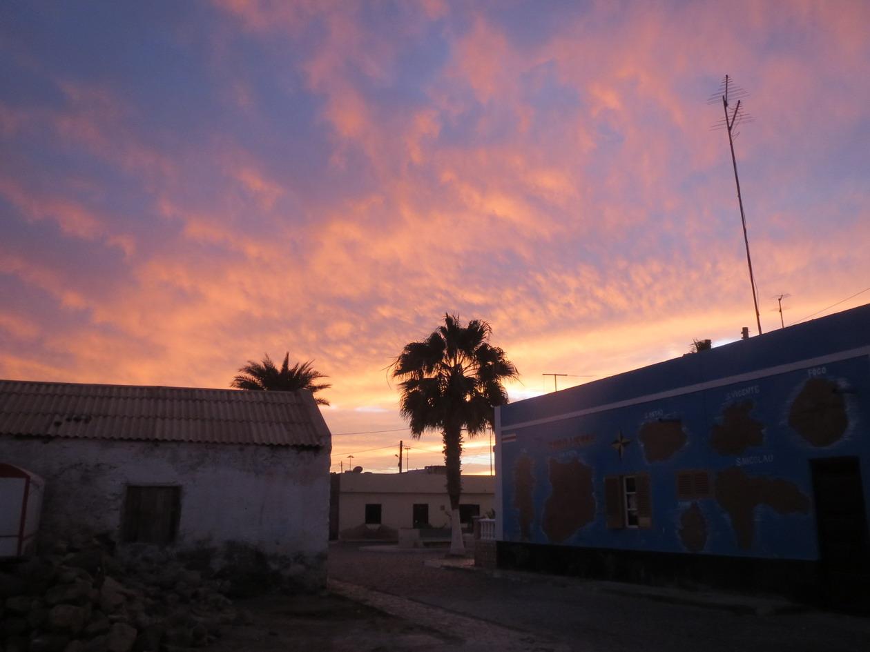 15. Coucher de soleil sur Palmeira