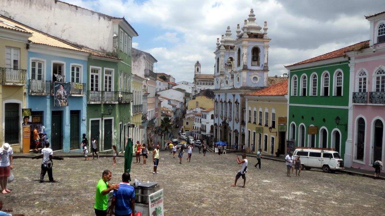 15. SdB, centre historique, le Pelourinho
