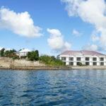 15. St Martin, Marigot, l'entrée de Simpson bay lagoon