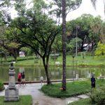 16. BH, le parc municipal