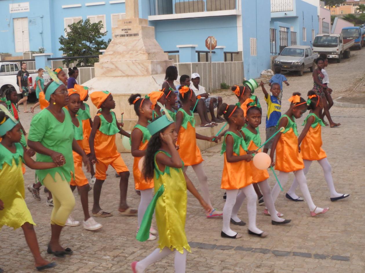 16. Carnaval des enfants