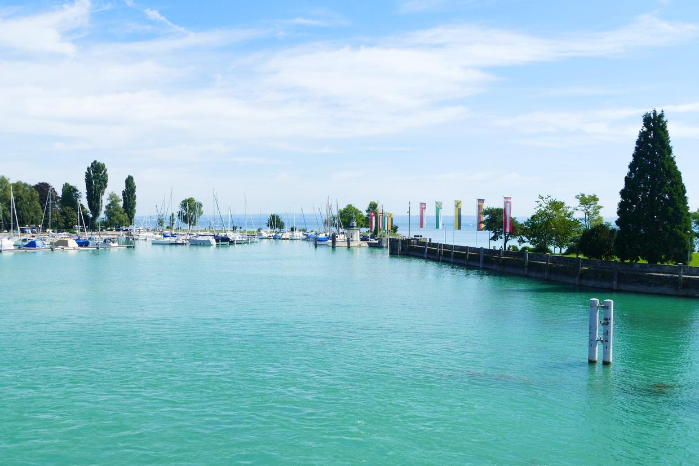 16. Le lac de Constance - rive sud, Romanshorn