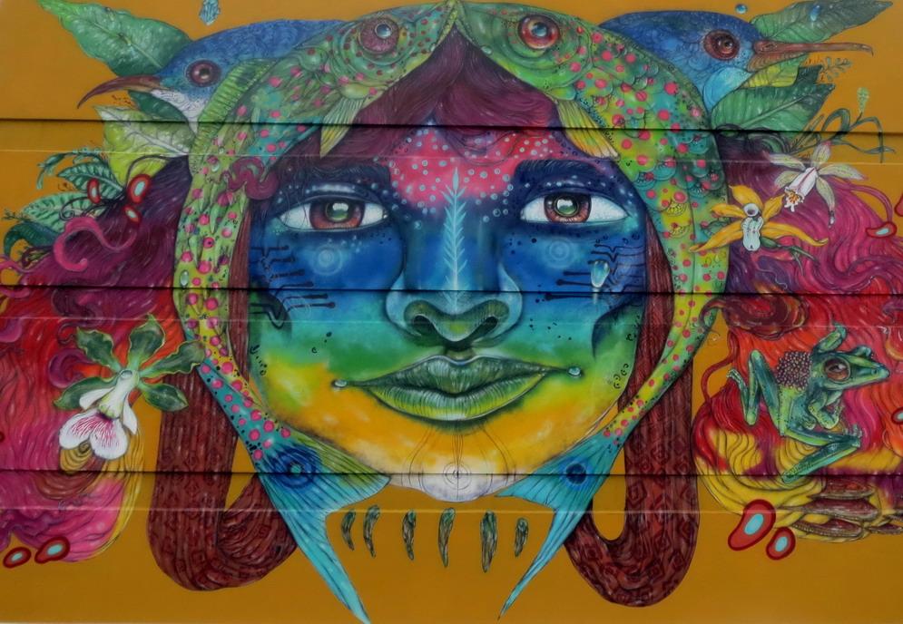 16. SdB, street art