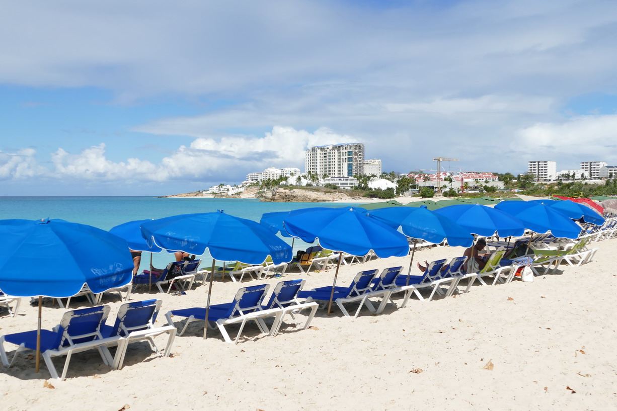 16. Sint Maarten, Maho beach