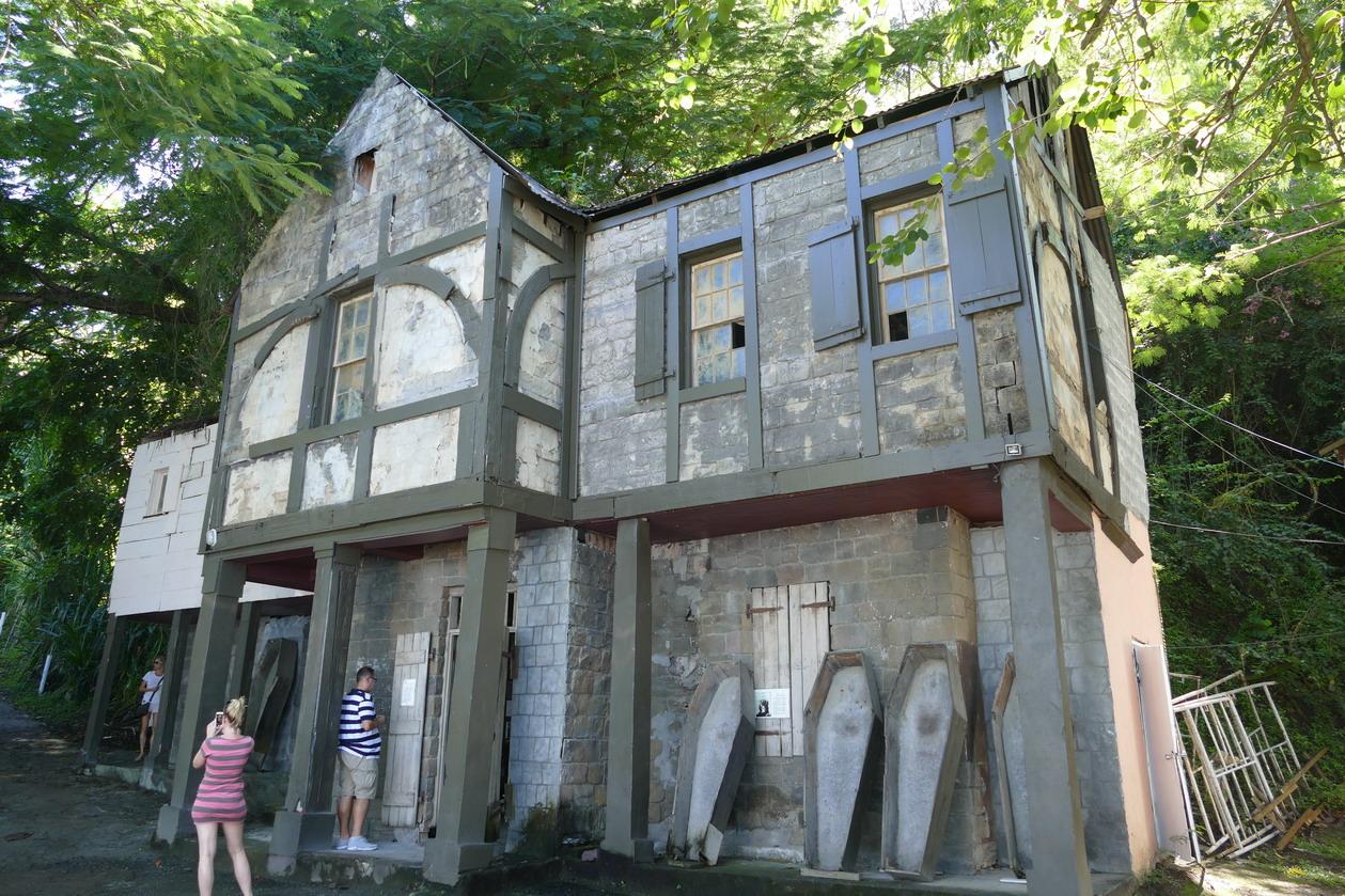 16. Wallilabou, le petit musée