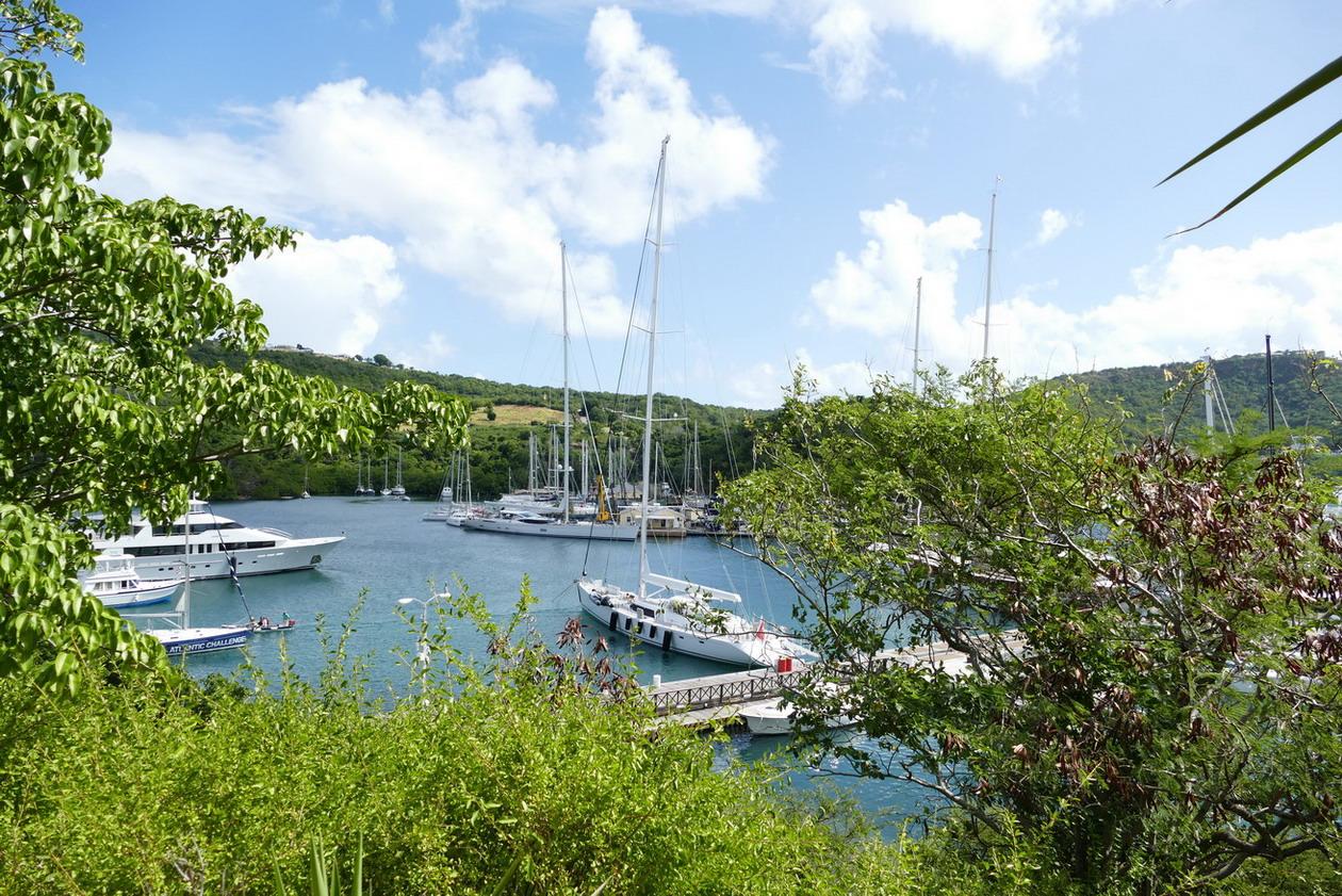 17. Antigua, Nelson's dockyard