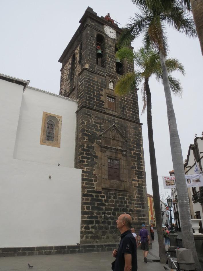 17. Santa Cruz de La Palma, iglesia del Salvador