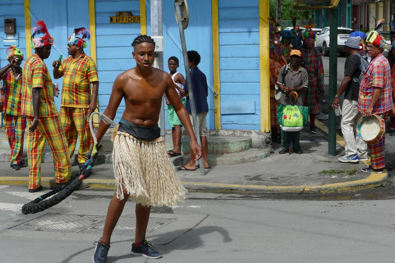 18. Le carnaval de Pointe-à-Pitre