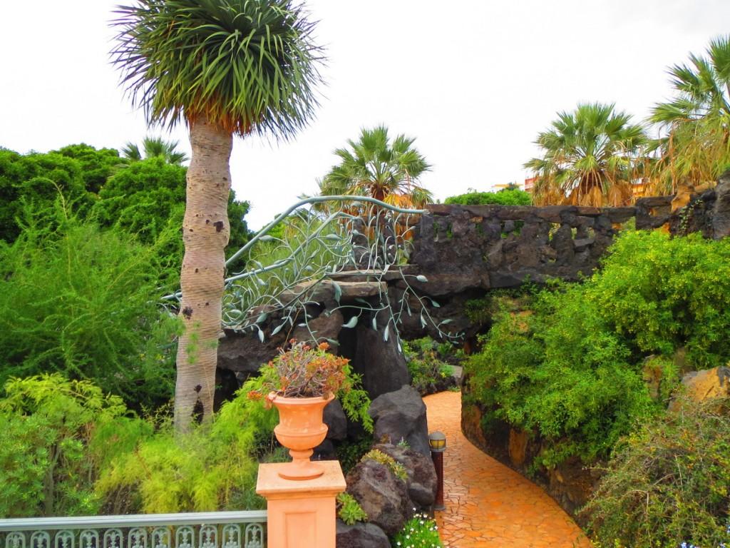 18. Le jardin botanique