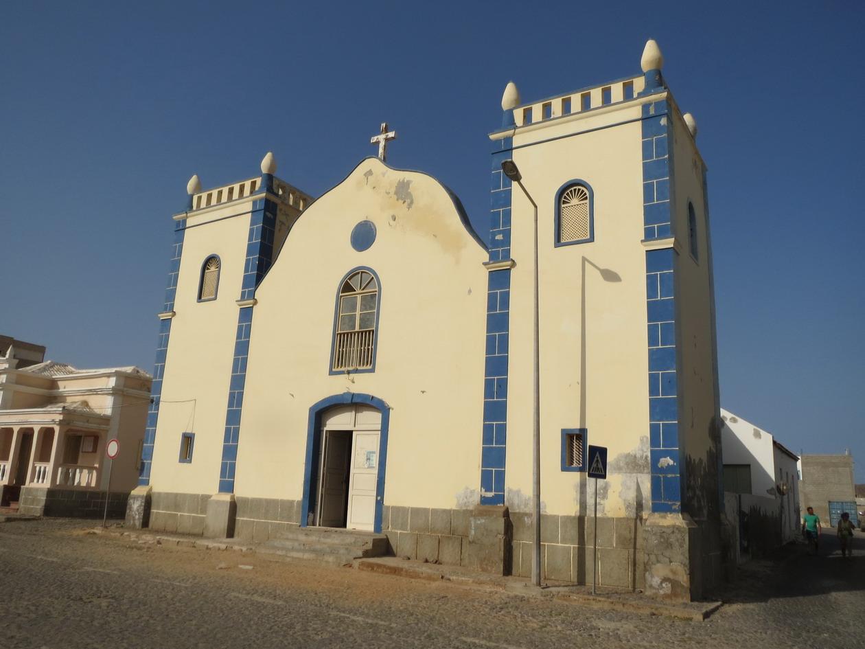 18. Sal Rei, église santa Isabella