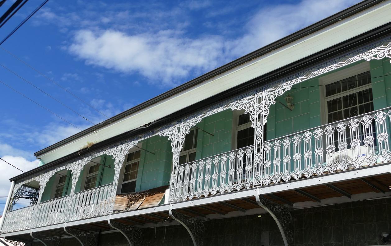 18. St George's, la vieille ville