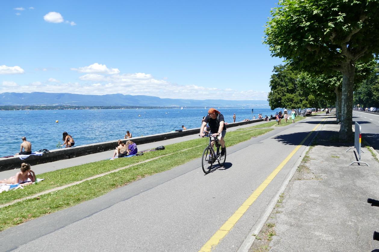 19. Lac Léman - Genève