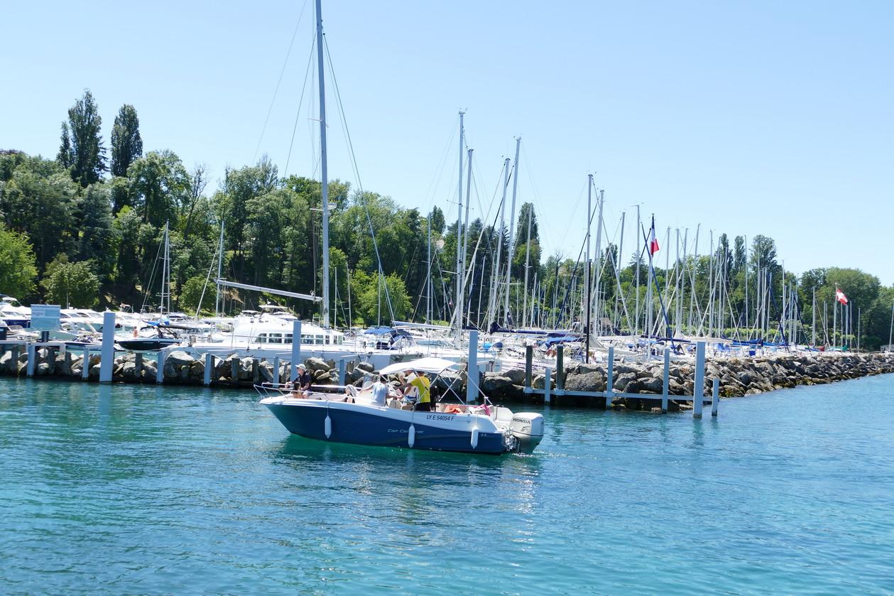 19. Lac Léman, Yvoire