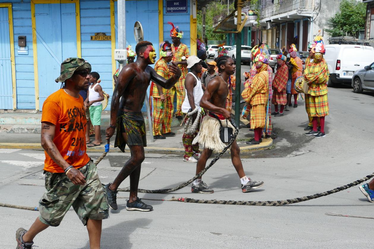 19. Le carnaval de Pointe-à-Pitre