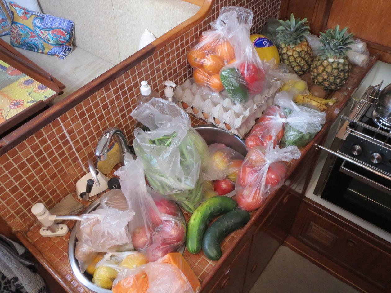 2. Des provisions pour la route