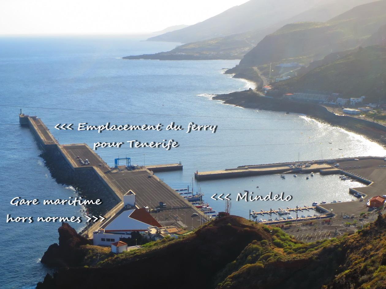 2. Puerto de La Estaca